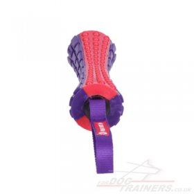 "Cool High-Quality Dog Squeaky Bone Toy ""Johnny Stick"""