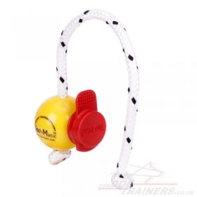Top Matic Magnet Training System: Yellow Soft Plastic Ball & Maxi Power-Clip