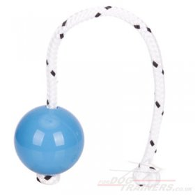 NEW! Blue Top-Matic Fun-Ball SOFT with a Magnet Inside