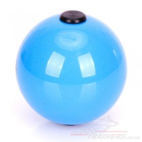 NEW! Top-Matic Technic Ball Soft Blue for Dog Training