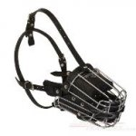 Wire Basket Muzzle for Dogs | Best Muzzle for a German Shepherd