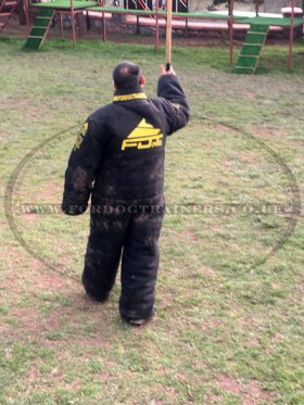 IGP Dog Training Bite Suit for Best Helper Protection