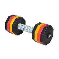"Dog Obedience Dumbbells ""Favourite Passtime"" 2 kg"