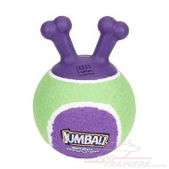 "Easy Grip Dog Ball ""Jumball"" For Small Dogs 7.09"""