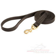 NEW Leather Dog Lead | Large Dog Lead Best Quality!