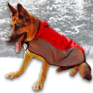 Dog Wear for German Shepard | New Dog Raincoat for Large Dog