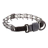 HS Training Dog Collar with Buckle Made in Germany (2.25 mm)