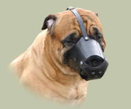 Muzzle for Masiff | Bullmastiff Muzzle for Daily Use