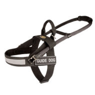 Guide Dogs Harness with Reflexive Strap and Bridge Handle