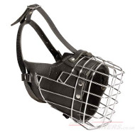 Basket Dog Muzzle Perfect for Working Dogs Training
