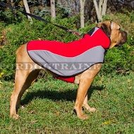 Warm Cane Corso Dog Jacket for Walking in Wet, Cold and Frost