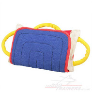 Comfortable Soft Dog Bite Pad with 3 Handles