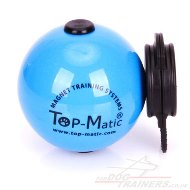 Technic Ball Soft Blue with a Multi Power-Clip