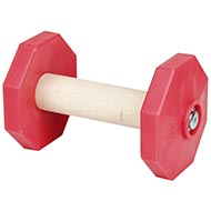 Dog Toy Dumbbell 1.4 lb for Dog Agility Training and Sport