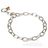 Choke Chains for Dogs of Small and Large Size | Herm Sprenger UK