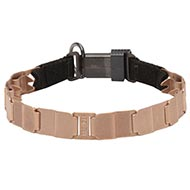 Curogan Hypoallergenic Dog Collars Neck Tech Sport, with Buckle