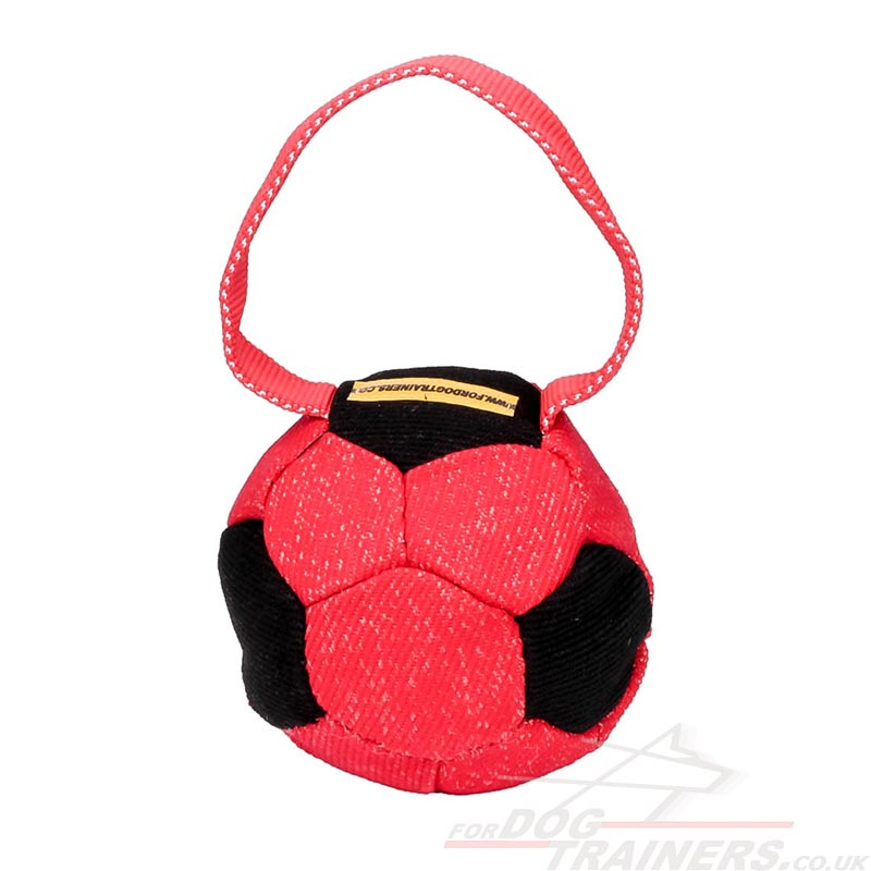Squishy Soccer Ball Pillow : Dog Bite Pad for Schutzhund Dog Biting Pillow-Ball - ?12.90