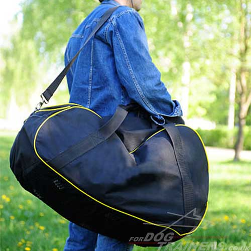 dog training bag for professional dog trainers