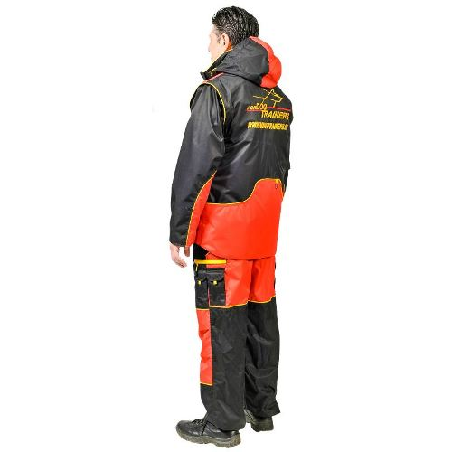 K9 Dog Training Suit with Pockets