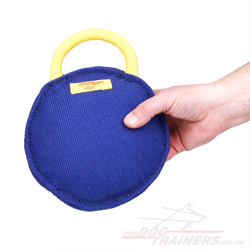 Round Dog Toy For Biting