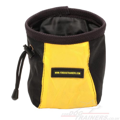 dog treat bag for dog training