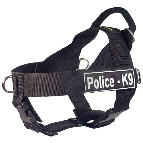 police k9 dog harness UK
