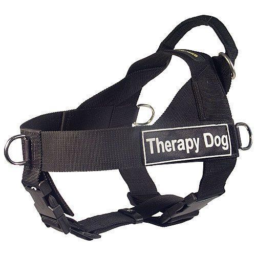 therapy dog harness UK