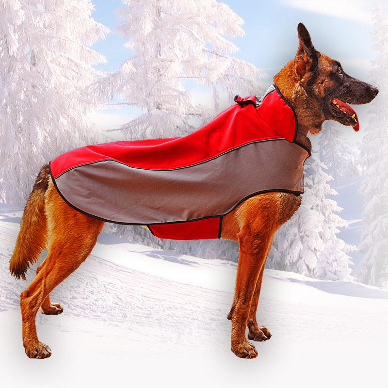 Pet Wear Waterproof Dog Coat | Dog Jacket & Safety Wear ...