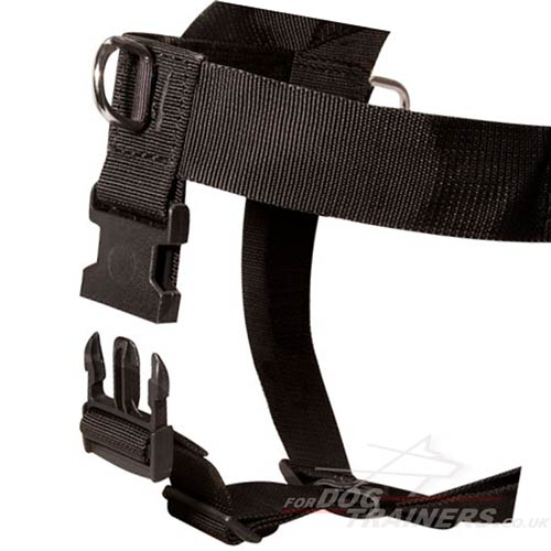 Rottweiler Harness UK Bestseller