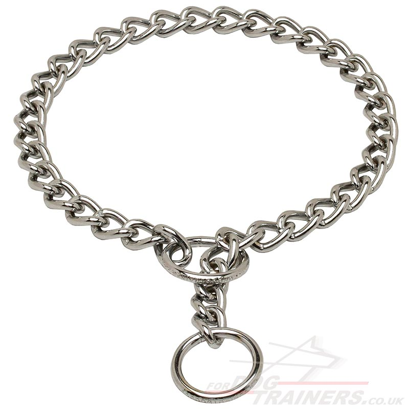 Dog Chain Collar How To