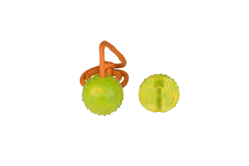 Best dog toy. Dog Toy Ball made of Solid Rubber ...