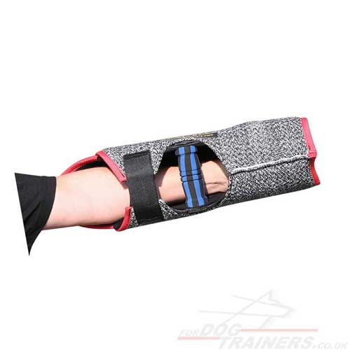 schutzhund dog training bite sleeve