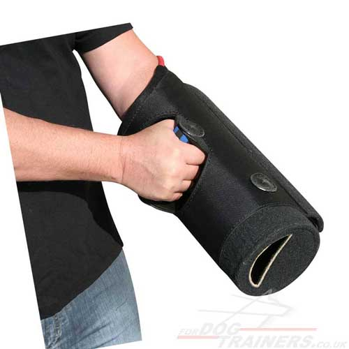schutzhund dog training sleeve