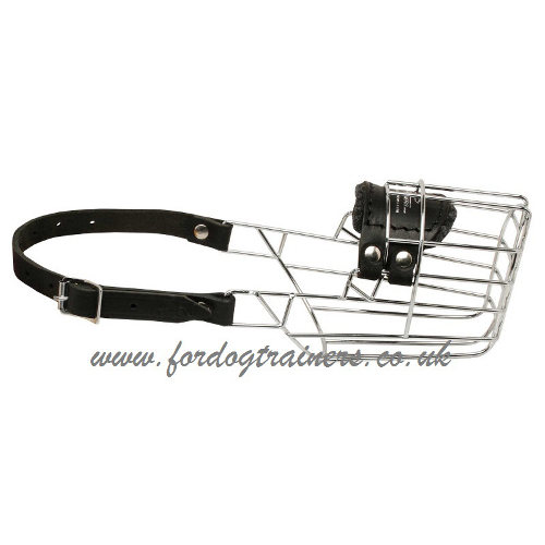 Dog Muzzle for Basset Hound