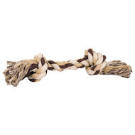 2-Knot Fiber Bone, dog toy