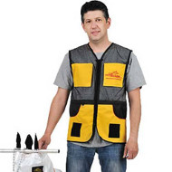 Dog Training Vest for Dog Trainers Comfort with Pockets