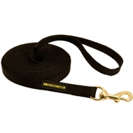 4 to 10 m Long Dog Lead for Training and Tracking