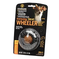 Small Dog Treat Toys for Small Dogs 'Wheeler'