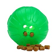 Medium Dog Chew Ball - NEW Interactive Dog Toys with Treats