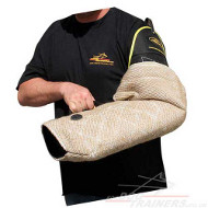 Professional Jute Bite Sleeve UK Bestseller