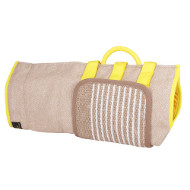 NEW! Advanced Jute Bite Sleeve Cover with Adjustable Bite Pad