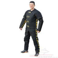 K9 Training Suit of hidden Design, Fully Adjustable