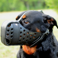 K9 Dogs Muzzle for Rottweiler Training, Attack and Agitation