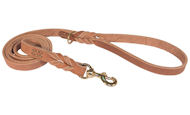 Professional Leather Dog Lead 6 ft UK Bestseller