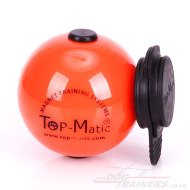 Top Matic Large Plastic Dog Ball & a MULTI Power Clip Set