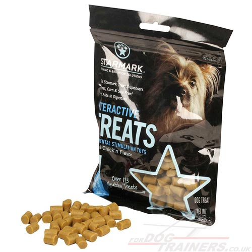 Healthy Dog Treats for Interactive, Stimulated Dog Feeding Games