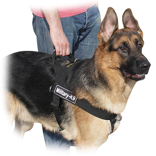 Get German Shepherd Harness UK Bestseller for Dog that Pulls