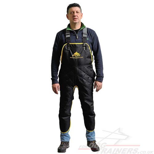 Light Schutzhund Dog Training Suit for Scratches Protection
