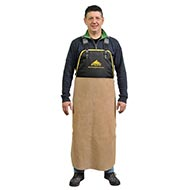 Scratch Protection Leather Apron for Dog Grooming and Training