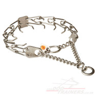 Herm Sprenger Prong Collar for Dogs Stainless Steel 2.25 mm, 16""